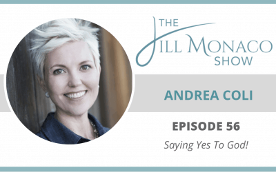 #056 Saying Yes To God With Andrea Coli