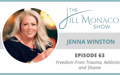 #063 Freedom From Trauma, Addiction, and Shame with Jenna Winston